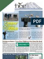 10-2009 Towhee Newsletter Tahoma Audubon Society
