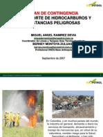 plandecontingenciatransportedehidrocarburosysustanciaspeligrosas-111108213554-phpapp02.ppt