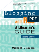 Blogging RSS