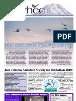 03-2010 Towhee Newsletter Tahoma Audubon Society