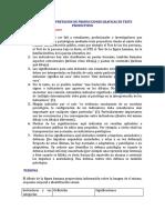 Guia de Interpretacion de Producciones Graficas en Tests Proyectivos