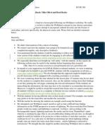 WebQuest Lesson Feedback(Al Ed)