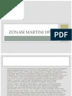 Zonasi Martini 1971