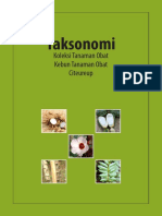 4.Sherly, Napitupulu, R., S. Wisaksono, Efizal, L. Mooduto, T. Herawaty, A. Novianti, S. Wahyu, Dan Tumino.taksonomi Koleksi Tanaman Obat Kebun Tanaman Obat Citeureup