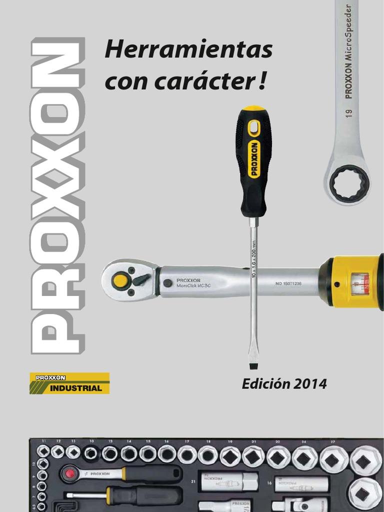 Llaves Proxxon 23 144 Llaves MicroSpeeder con Carraca Conmutable 22 mm Tamaño