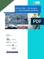 Energía de Las Olas – Guía Para Inversores y Responsables Políticos