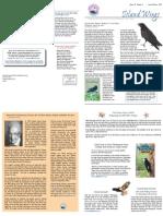 January-February 2010 Island Wings Newsletter Vashon-Maury Island Audubon