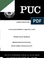 A criação do individuo na obra de Jung e Heidegger (PUC)