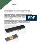 Sejarah perkembangan prosesor