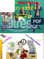 Perilaku-Organisasi Stres Kelompok4