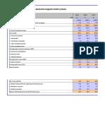DCF Excel File