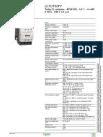 LC1DT32P7 Schneider Catalog