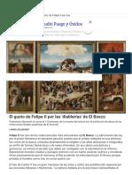 El Gusto de Felipe II Por Las 'Diablerías' de El Bosco _ Libertad Digital _ Versión Móvil (Mobile)