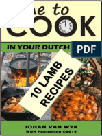 10 Lamb Dutch Oven Recipes