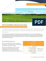 Data Center Feasibility Study
