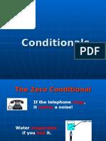 Slide Conditionals