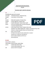 Daftar Obat GA&SAB