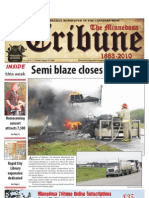 Front Page - August 27, 2010