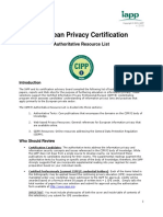 CIPPE-Bibliography-2.0.0_GDPR