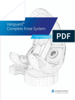 Vanguard Complete Knee System Design Rationale