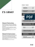 onkyo tx sr605