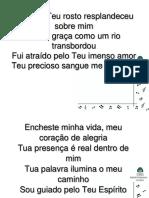 04 a Luz Do Teu Rosto