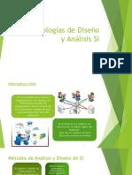 Metodologías Diseño Sistemas de Información