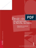 Droit Civil Tome 1
