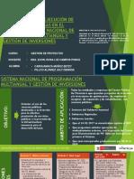 DIRECTIVA PARA LA EJECUCIÓN DE INVERSIONES PÚBLICAS EN.pptx