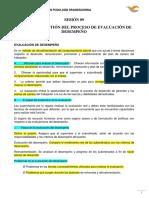 Sistemas de Evaluación en Psicología Organizacional