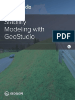 SLOPE Modeling