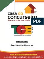 Apostila TCE Informatica Marcio Hunecke
