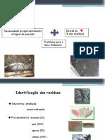 Obtenção de pele de pescado