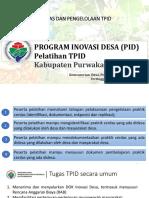 1.2. Tugas & Pengelolaan PID