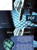 Cyber Crime & Laws