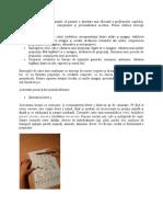 Modele Exercitii Metoda Meixner (Terapie Cognitiva)