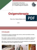 Aula Oxigenoterapia