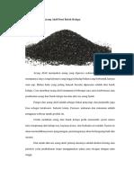 Cara Membuat Arang Aktif Dari Batok Kelapa