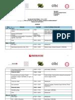 Agenda Scoala de Vara 2017 Carusel