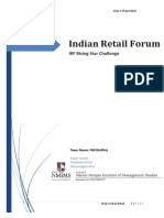 Supermarket Retail Format