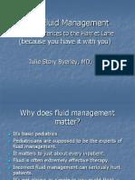 Basic Fluids