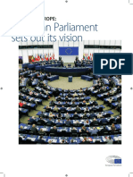 Future of Europe :European Parliament sets out its vision