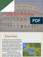 Arsitektur Roma