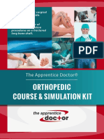 The Future Doctors Academy Orthopedic Course