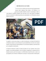 Historia de El Salvador