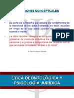Chiclayo Etica Deontologica