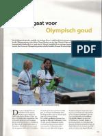 Ranomi gaat voor Olympisch goud - Parbode December 2009 Nr 44 - Ranomi Kromowidjojo