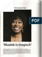 Denise Jannah, First lady of jazz - Parbode Denise Jannah Augustus 2010 Nr 52