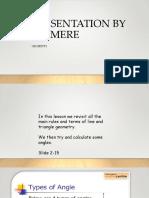 presentation by mr mere  1