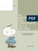 El Misterio Del Chocolate en La Nevera